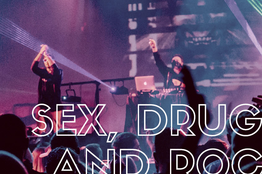 Sex Drugs Rock n Roll Teen Group